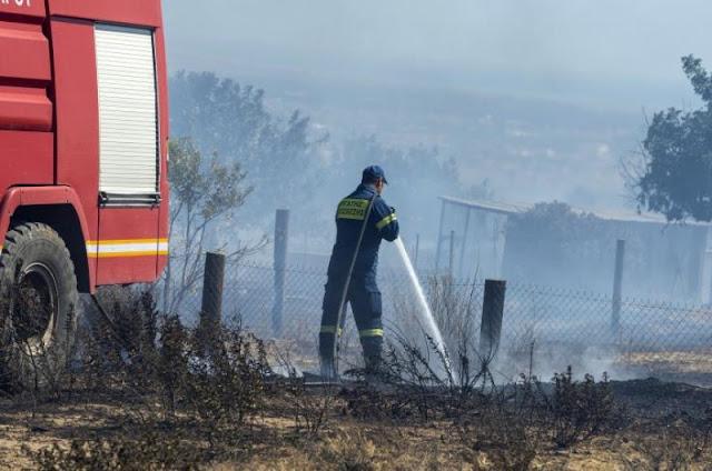 Εντοπίστηκαν 9 εμπρηστικοί μηχανισμοί στα σημεία που ξεκίνησαν οι πυρκαγιές