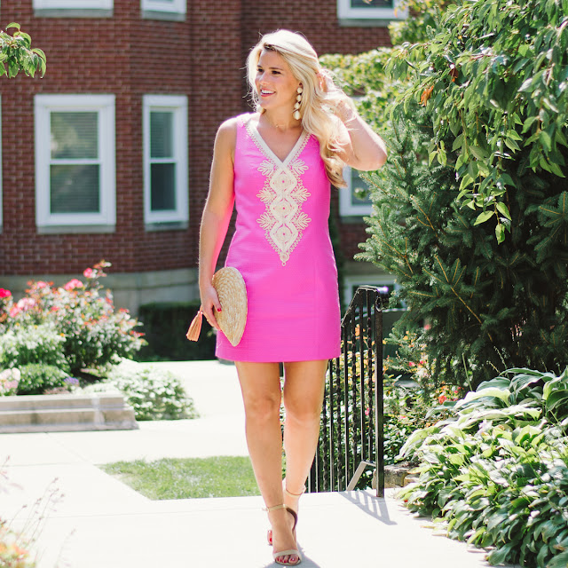 how to style a lilly pulitzer dress
