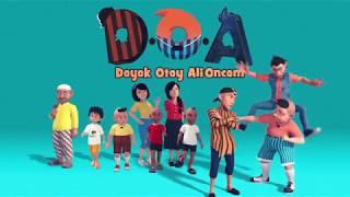 Lirik Lagu Ost. DOA - Doyok Otoy Ali Oncom