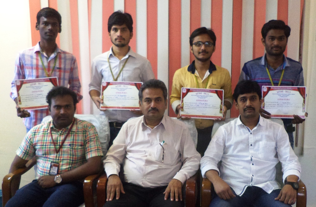 Eswar College of Engineering Blog: Won Prizes at SITAR 2K17