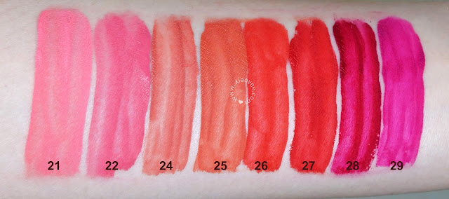QL Cosmetics Lip Cream Matte, QL Cosmetics review, QL Cosmetics Lip Cream Matte review, Review Lipen QL Cosmetics, Lip Cream murah meriah, Lip Cream recommended Bahasa Indonesia