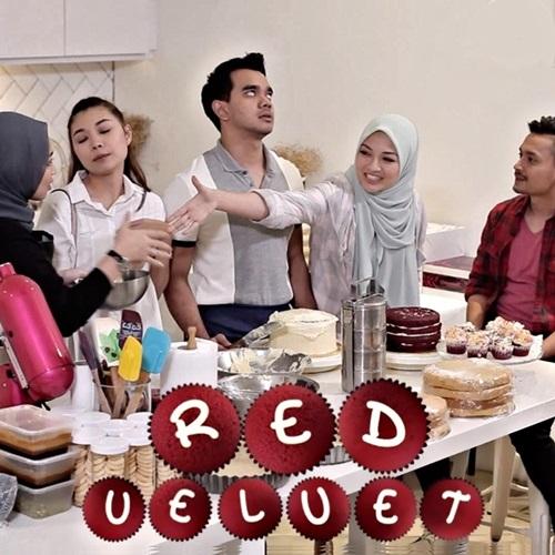 Baca online novel Red Velvet Bab 1 Hingga Bab 8, baca novel online Red Velvet penulis acik lana, download novel Red Velvet, gambar novel dan drama Red Velvet astro, sinopsis drama Red Velvet lakonan alif satar dan neelofa