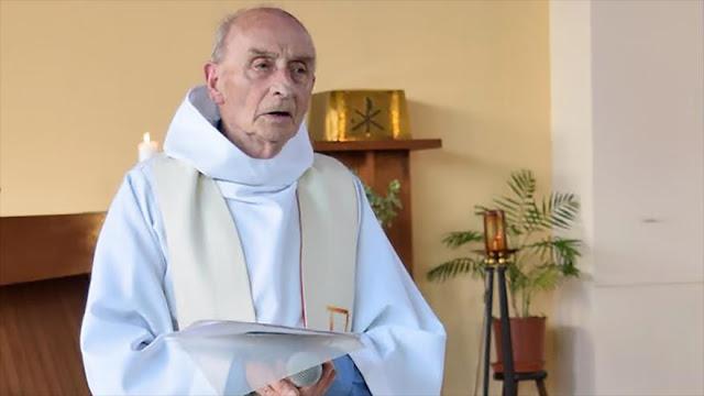 Jacques Hamel, sacerdote de la iglesia de Saint-Etienne-du-Rouvray.