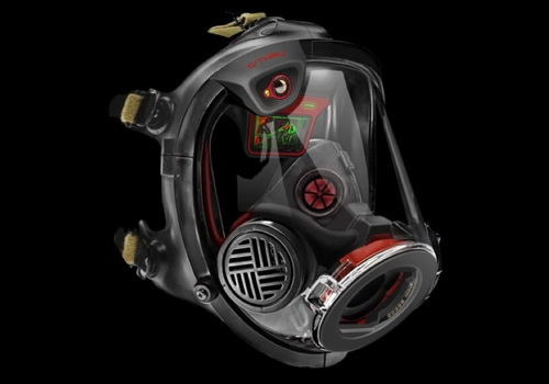 Tinuku Qwake Technologies build C-THRU helmet equipped AR for firefighters