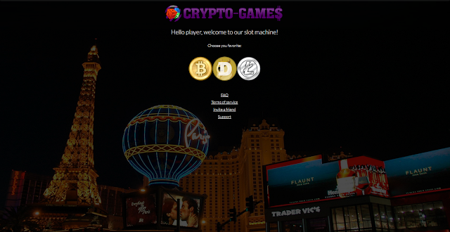 Crypto-Games August 2014