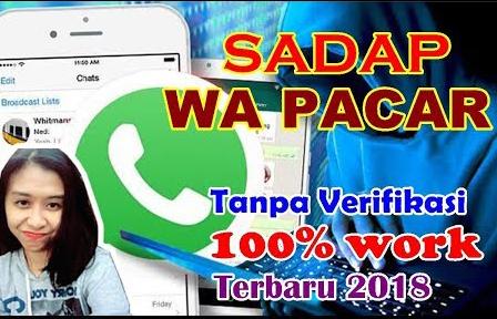 Cara Bajak Whatsapp Pacar Jarak Jauh 1