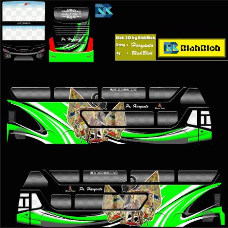 Download Livery Bimasena Sdd Bussid Mod Keren Dan Terbaru