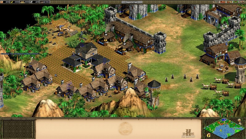 Age of Empires II HD PC Full Español