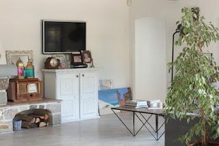 La casa de Mechi. Living. www.soyunmix.com
