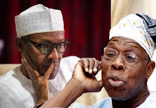 Obasanjo and Buhari