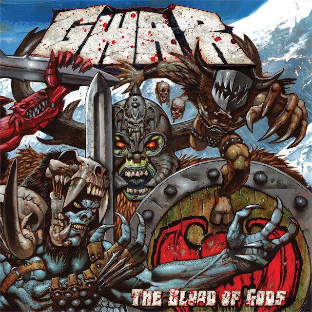 """GWAR - """"The Blood of Gods"""""""