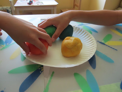 Make Your Own Play Dough - Playtime!