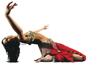 Belly dancing is a healthy hobby for woman