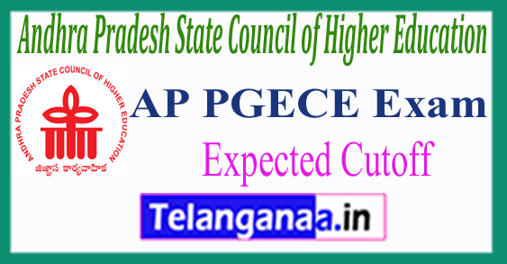 AP PGECET Andhra Pradesh State Council of Higher Education Expected Cutoff 2018