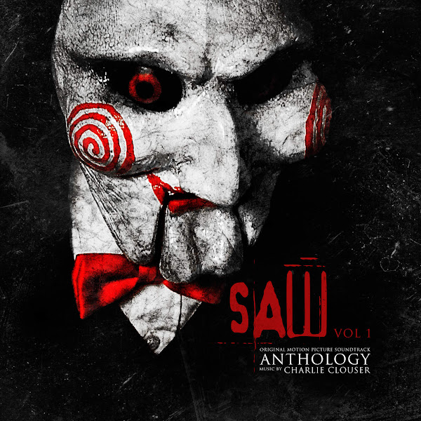 Charlie Clouser - Saw Anthology, Vol. 1 (Music from the Motion Pictures) Cover
