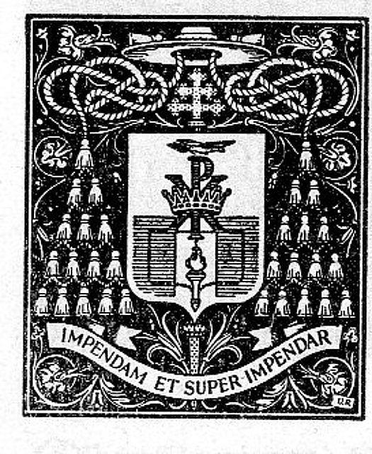 Resultado de imagen para cardenal caggiano escudo
