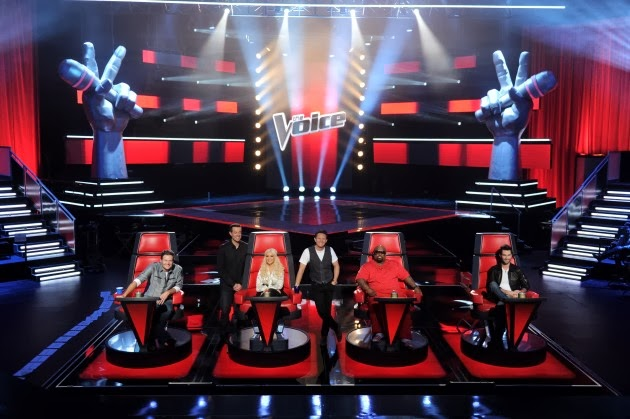 The Voice: A reality singing competition