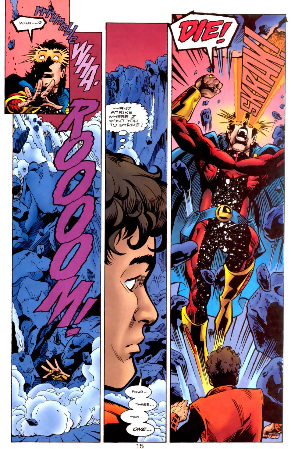 Legion of Super-Heroes (1989) 111 Page 15