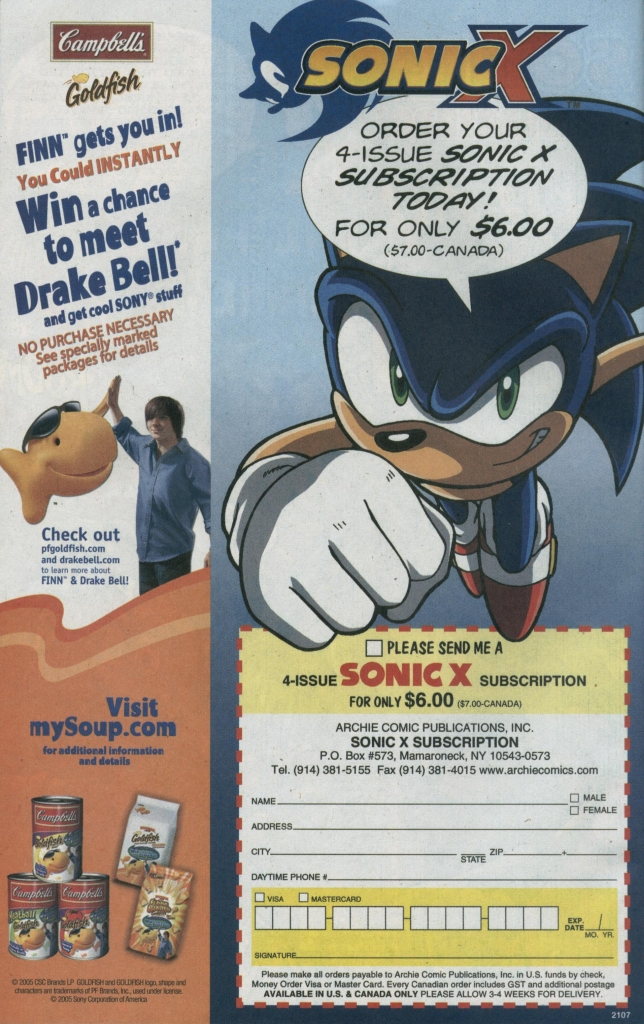 Read online Sonic The Hedgehog comic -  Issue #156 - 34