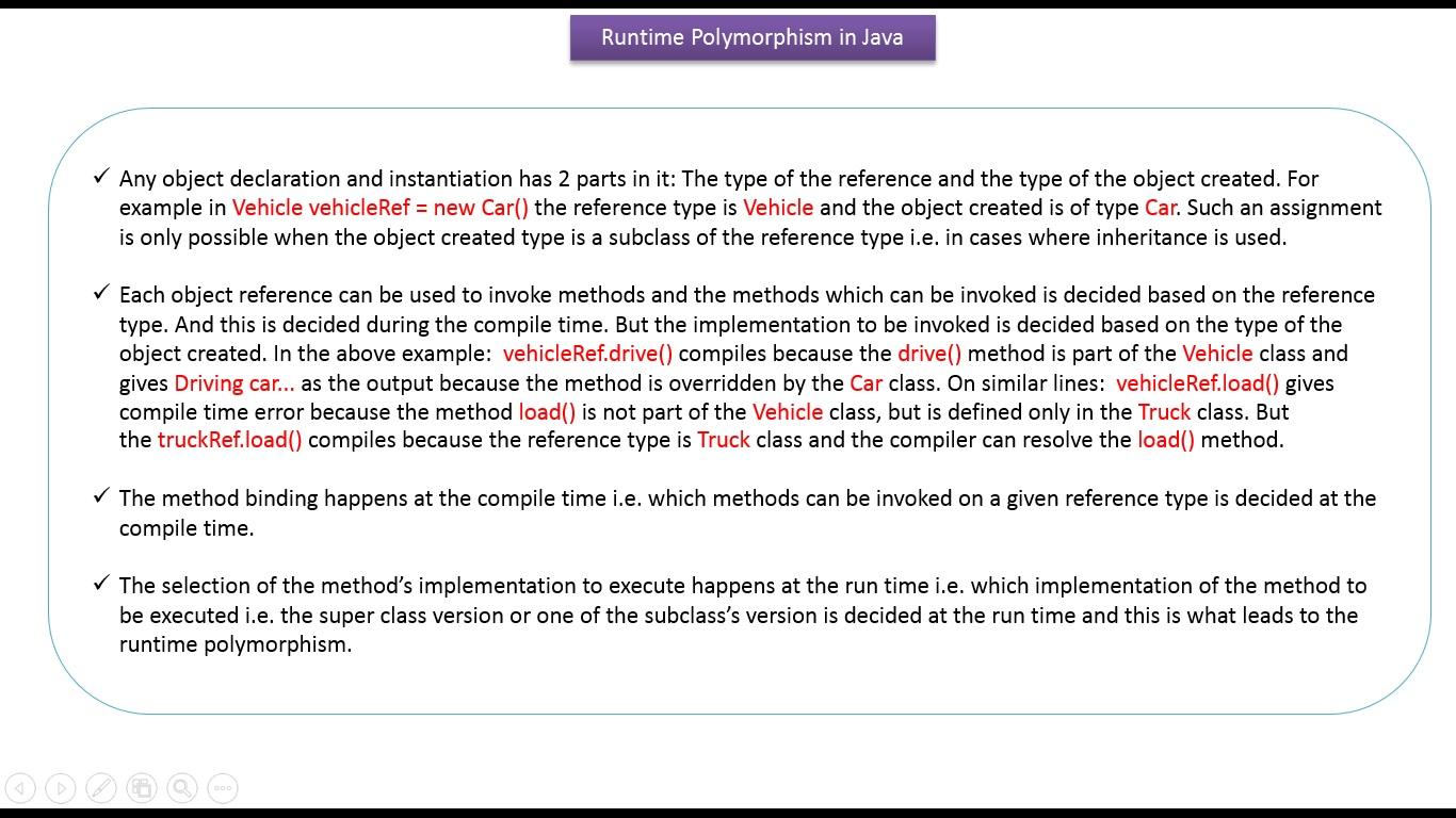 Java ee java tutorial java runtime polymorphismversion1 java tutorial java runtime polymorphismversion1 baditri Image collections