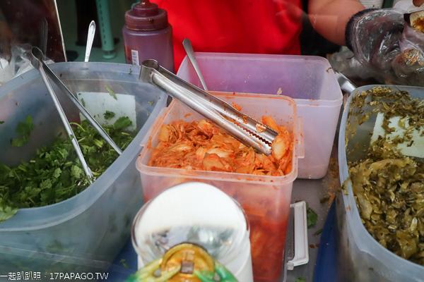 在地開心豆干|日月潭伊達邵素食古早味美食|泡菜酸菜豆干