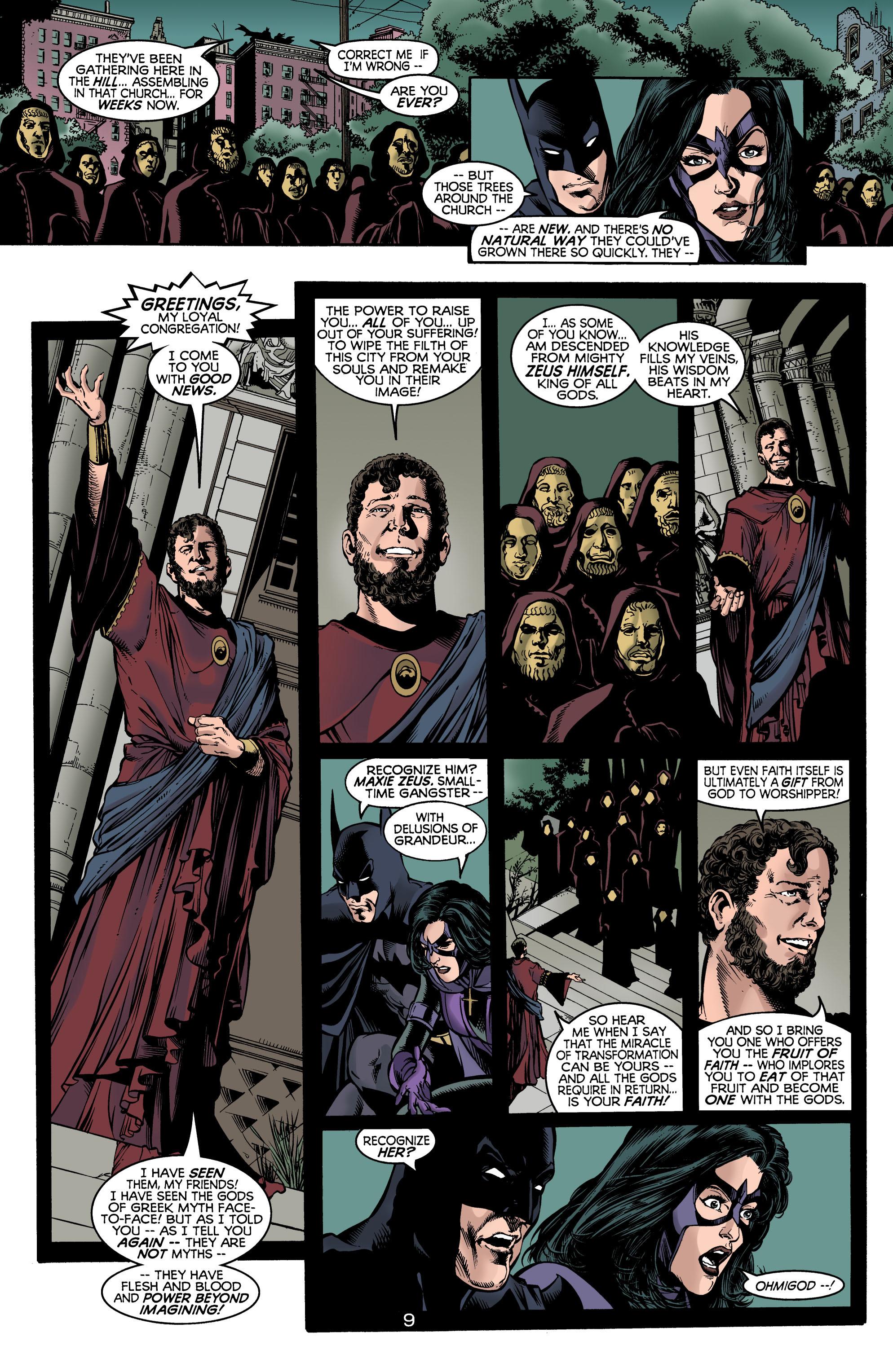 Read online Wonder Woman (1987) comic -  Issue #164 - 9