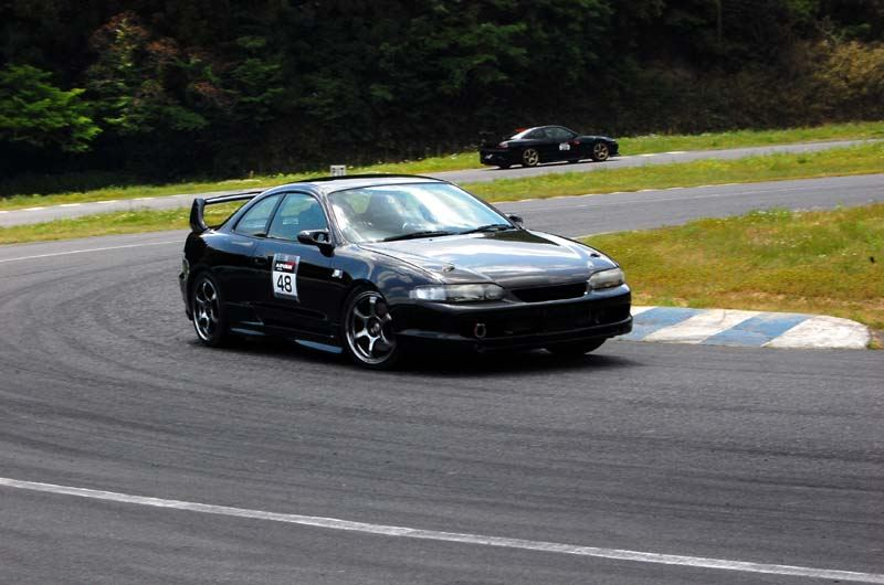 Toyota Curren T20 JDM japońskie coupe 3S-GE tuning wyścigi racing 日本車 トヨタ