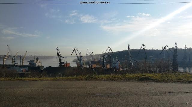 Новости www.vaninonews.ru: Ванино пыль глинозёма и загубленное здоровье населения