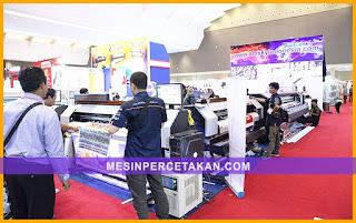 Pameran mesin percetakan | Printing Expo 2019