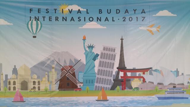 KCC Sejong ikut Berpartisipasi dalam Festival Budaya Internasional 2017 di UNY