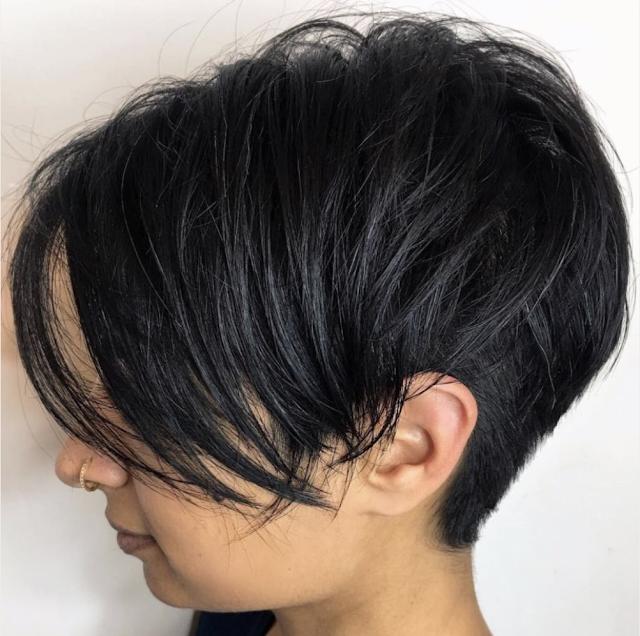 pixie cut for fine hair 2019