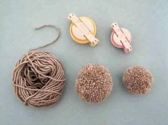 Macam Kerajinan Tangan, Cara Membuat Kelinci Wool 2