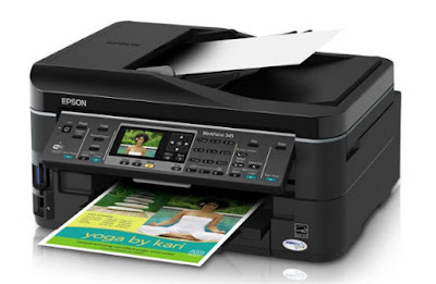 Epson WorkForce 545 Review - Free Download Driver