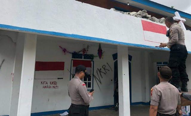 Dipraperadilankan Koalisi HAM Papua, Polisi Dituntut Ganti Rugi 125 juta