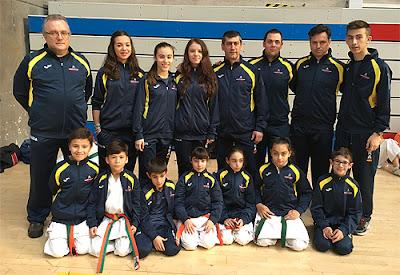 Club Karate Aranjuez en Leganés