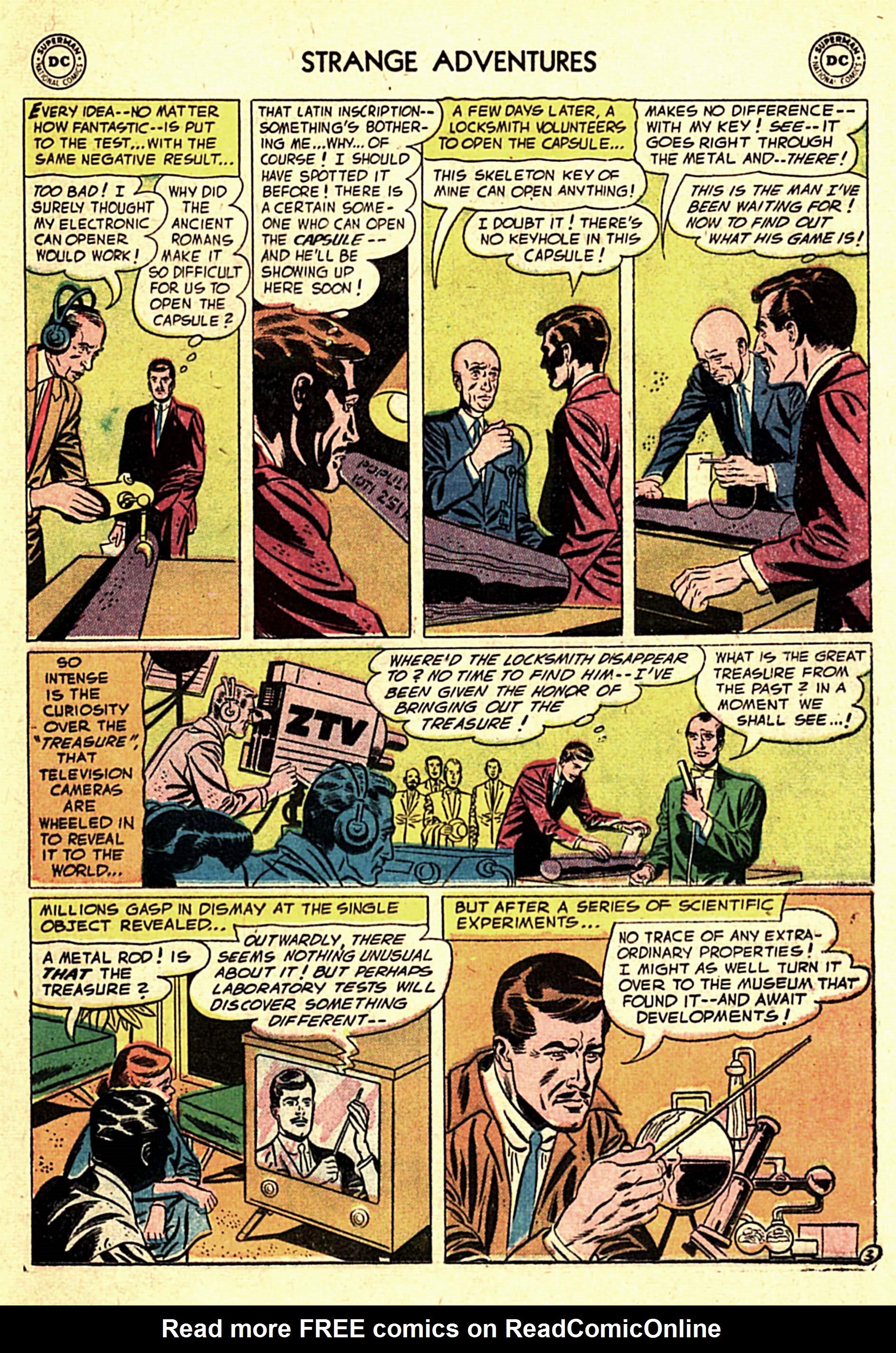 Strange Adventures (1950) issue 66 - Page 21