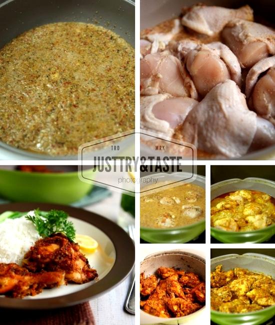 Resep Ayam Panggang dengan Sambal Andaliman