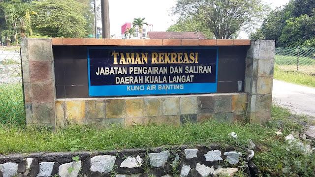 Taman Rekreasi Kunci Air Banting