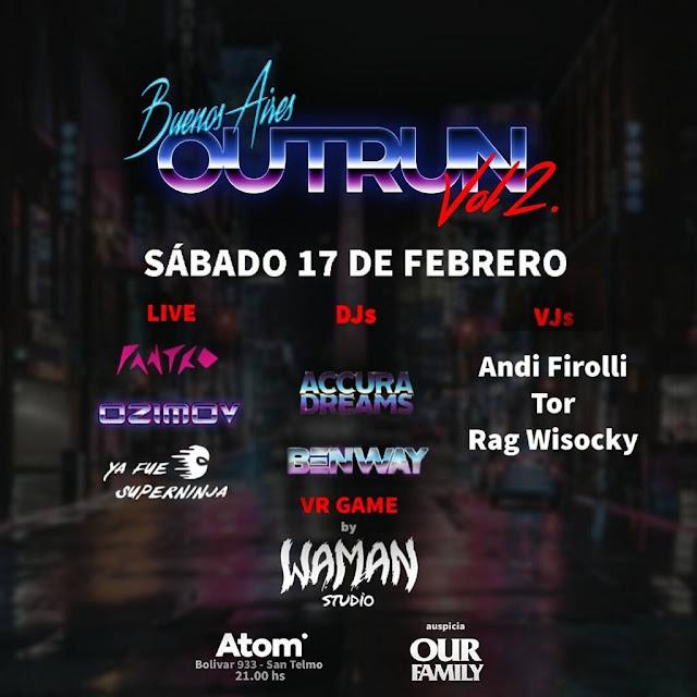 Buenos Aires Outrun Vol.2