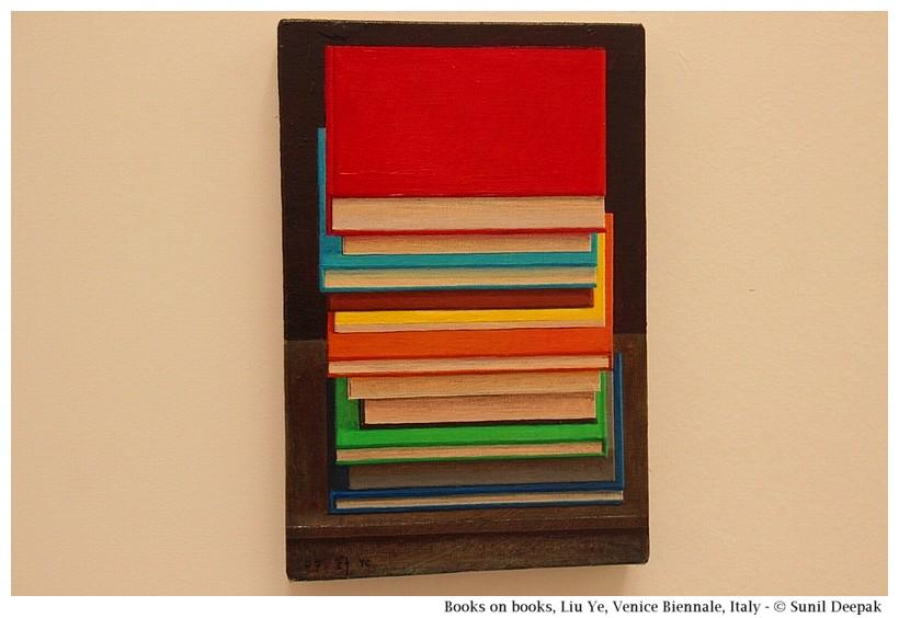 Art of Liu Ye at Venice Biennale, Italy - Images by Sunil Deepak