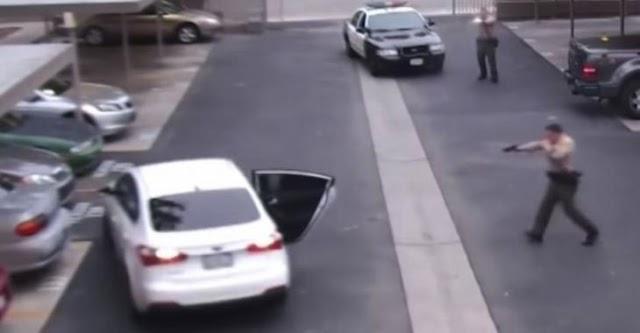 Un père de famille non armé est tué par des policiers qui lui tirent dessus à 34 fois.