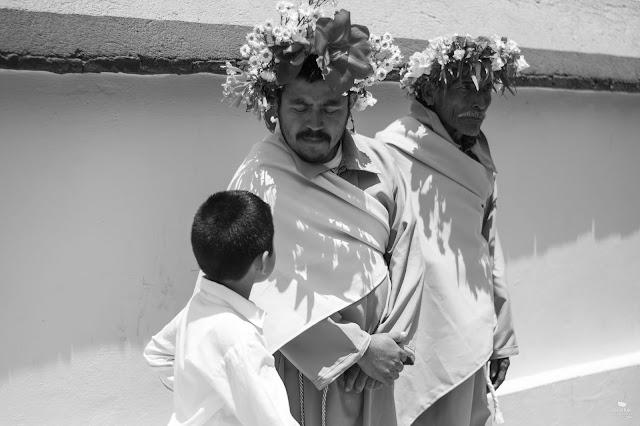 Carreras de Maria Magdalena tradiciones de Oaxaca