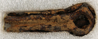 Roman copper alloy clasp