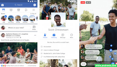 تحميل فيس بوك الوان, تحميل فيسبوك لايت اخضر, فيس بوك احمر apk, فيس بوك ملون 2019, تنزيل فيس بوك احمر للاندرويد