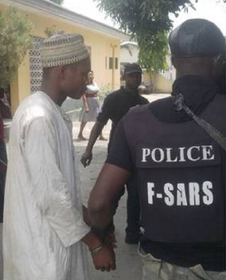 ese oruru kidnapper detained