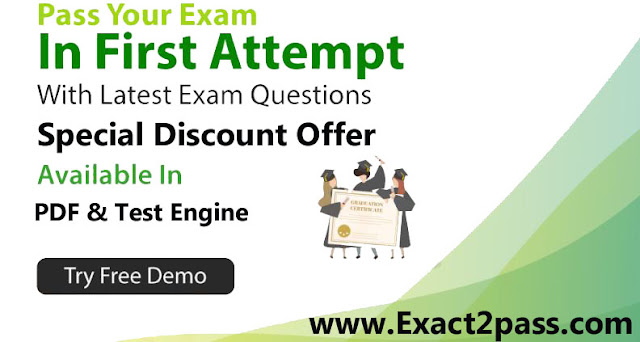 New Certfication Exam Dumps Collection from Exact2pass For