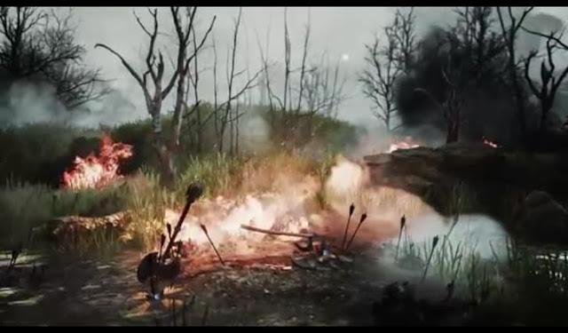 Rune: Ragnarok Screenshot-2 from the trailer