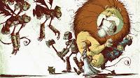 Resultado de imagen de 8 comics mago de oz imagenes