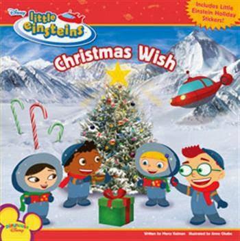 Book Little Einsteins Christmas Wish Ninos Shop