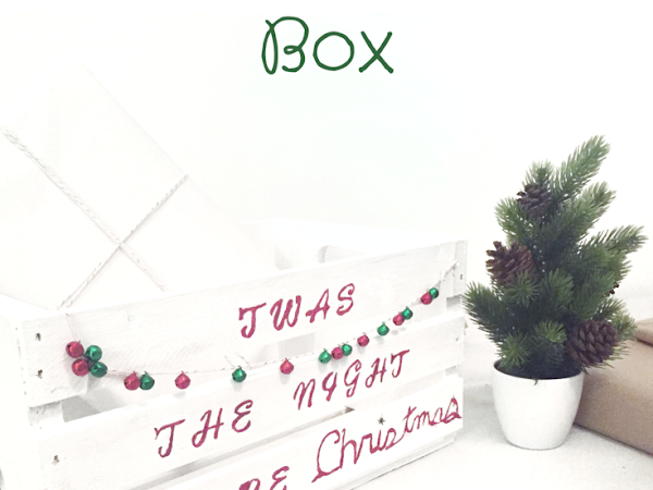 DIY Christmas Eve Box!!!
